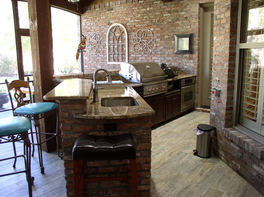 outdoor living portfolio by elms clowers construction 501 329 8600