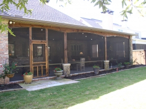 Screened Enclosed Outdoor Living
