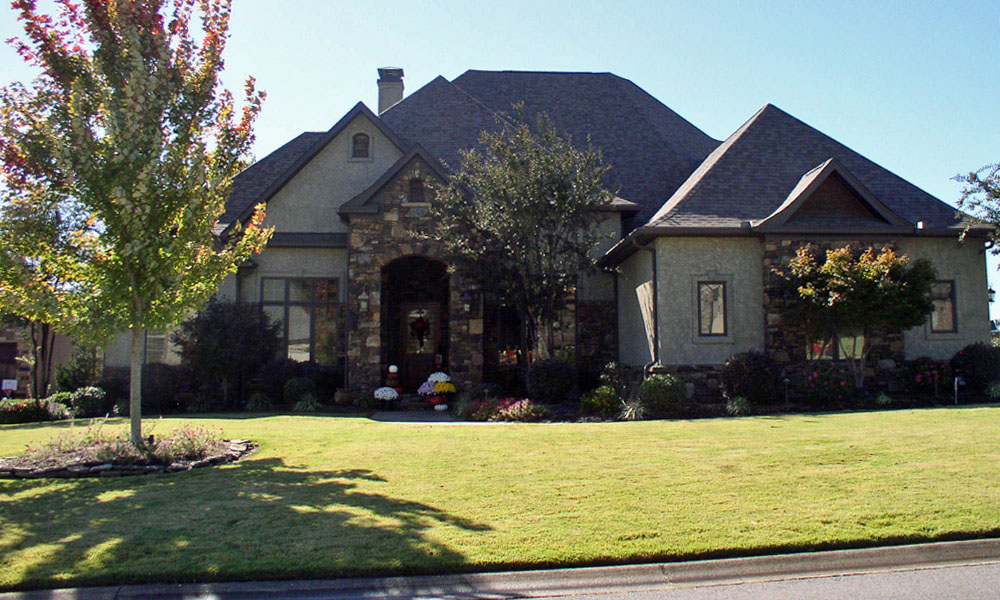 Projects archive elms clowers construction inc for Custom home builders central arkansas