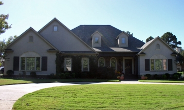 homebuilder in central arkansas