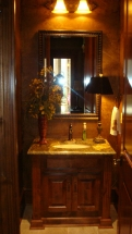 Custom Bathroom Remodels