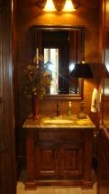 Custom Bathroom Remodels