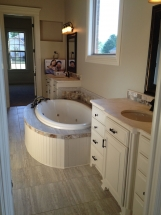 Custom Bath and Vanity