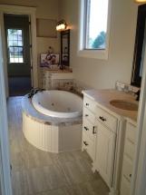 Custom Bath and Vanity