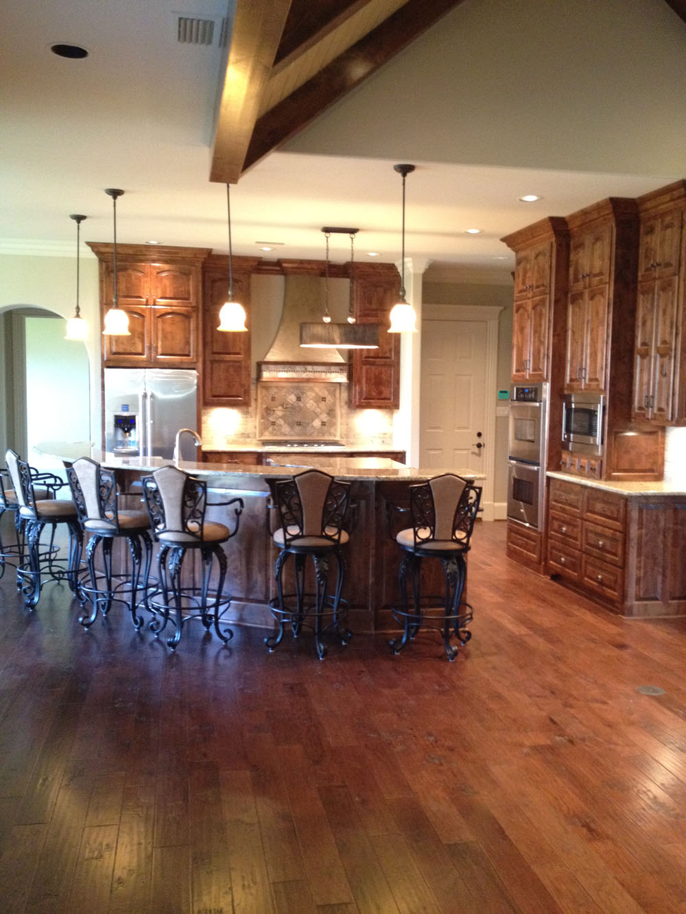 Kitchens Portfolio by Elms-Clowers Construction in Conway ...